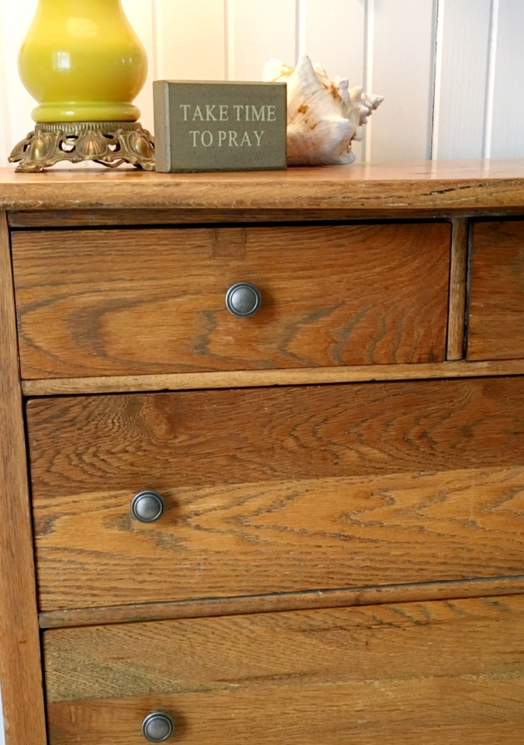 Cropped drawers crooked