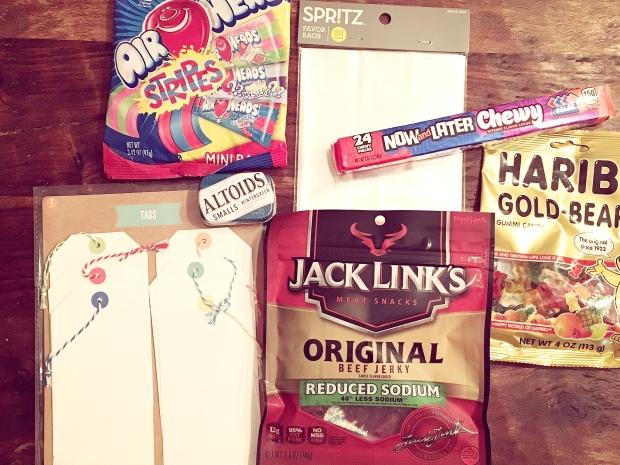 Camp Bag Items