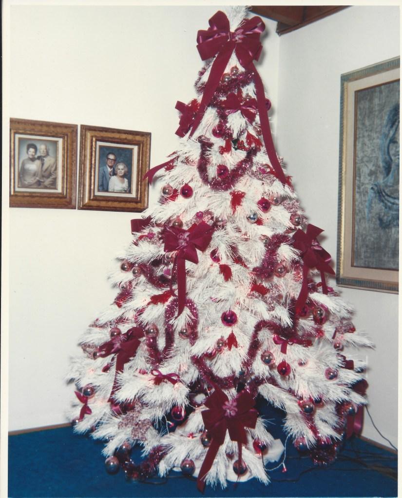 1970 Christmas Tree