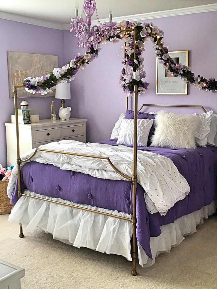Bed Made Chandelier