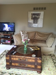 Family Room - before